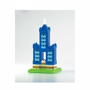 Tico微型積木 高雄85大樓