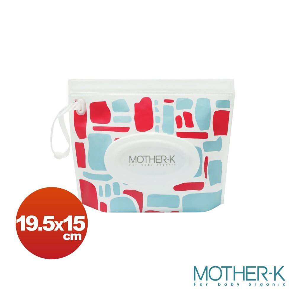 韓國mother-k 頂級乾濕兩用紙巾攜帶包