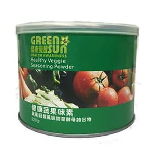 健康蔬果味素*3入