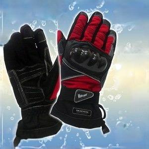 KO-重機手套(MC15B) 藍/黑/紅-共3色-保暖/防摔手套