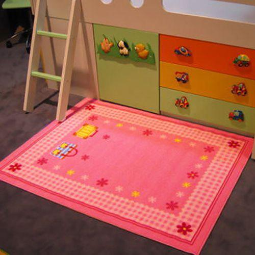 【范登伯格】兒童歡樂遊戲毯-粉紅驚奇 100x130cm