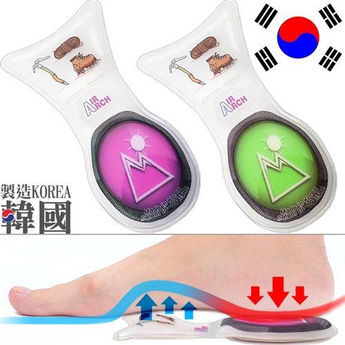 AIR ARCH氣拱鞋墊(一雙)與韓國同步上市