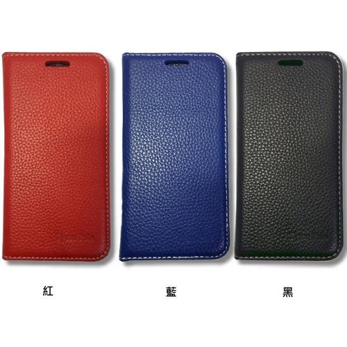 Apple iPhone Xs Max ( 6.5 ) 吋 新時尚 - ( 真皮 ) 隱藏磁扣 - 側翻皮套