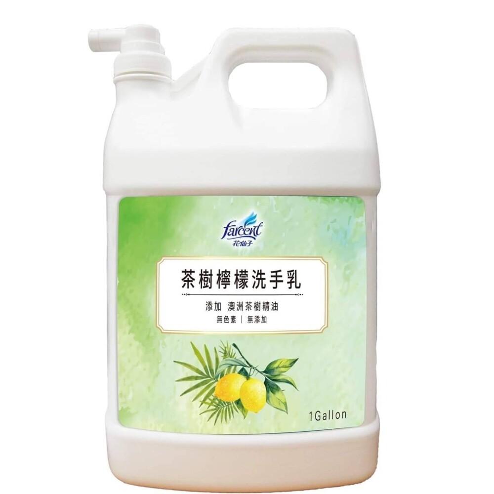 花仙子茶樹檸檬洗手乳 1加崙