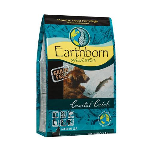 earthborn原野優越無穀糧-野生魚低敏配方犬糧(白鮭魚+鯡魚)12kg(80492836