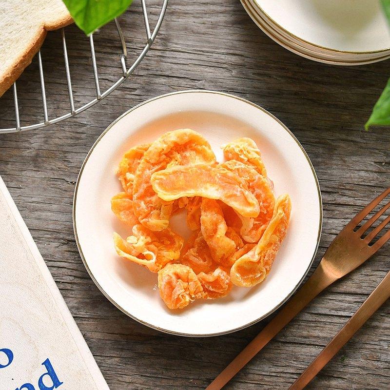 【高宏顆顆香】保鮮胖胖福氣罐-整瓣橘子乾 150g/罐
