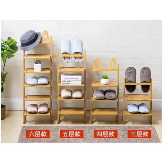 一件免運鞋架簡易家用小鞋架迷你宿舍省空間鞋櫃創意收納兒童防塵置物架簡易組裝 - 三層