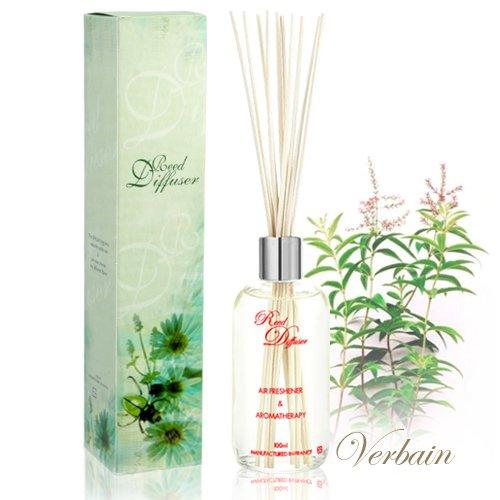 法國Reed diffuser 天然香氛水竹精油100ml-馬鞭草