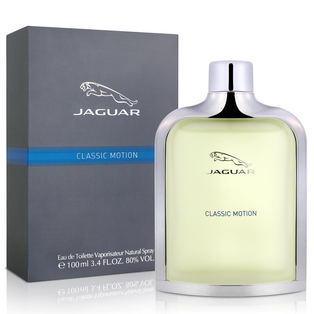 Jaguar 積架 競速捷豹男性淡香水(100ml)