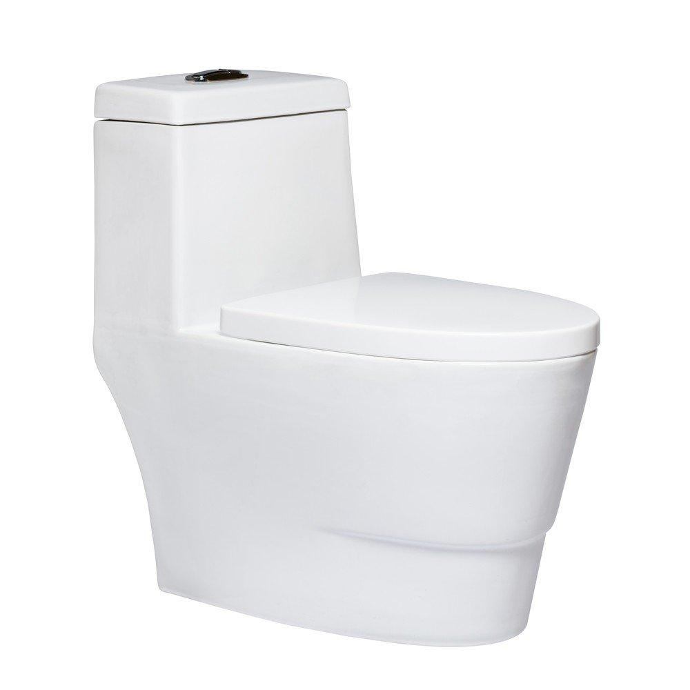 Cozy衛浴 單體馬桶CZ-1297 雙龍捲旋渦式沖水 高質感抗汙釉面好清潔 (糞管30cm/40cm)