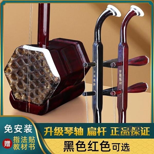 二胡 二胡樂器初學入門二胡成人兒童通用演奏蘇緣胡琴T