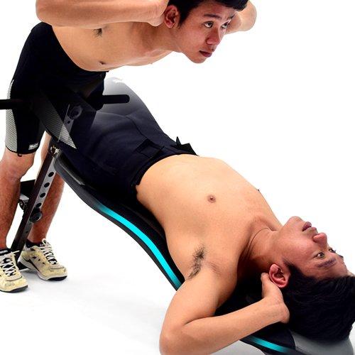S型仰臥起坐板(仰臥板.健腹機健腹器.伏地挺身.羅馬椅.運動健身器材人魚線馬甲線