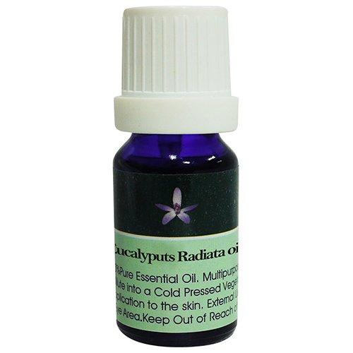 Body temple有機尤加利(Eucalyptus Radiata oil)芳療精油10ml