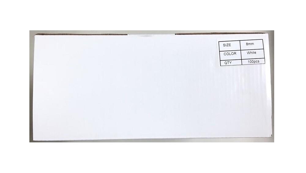 a4 膠裝封套 8mm(100個 / 盒)