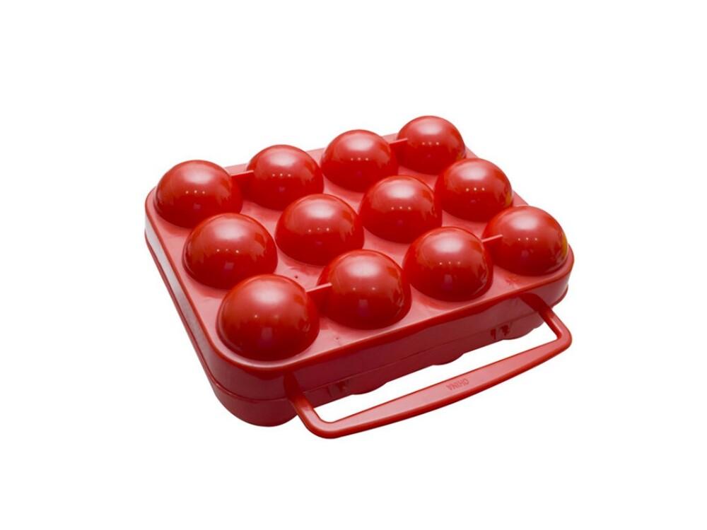 十二粒裝蛋盒dj-5612 戶外休閒露營用品