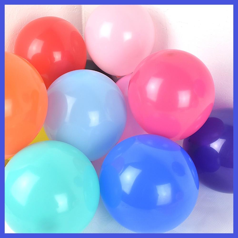 現貨d5吋 圓球 單顆 不充氣 一顆1.5元 生日 圓形氣球 造形氣球氣球快易送