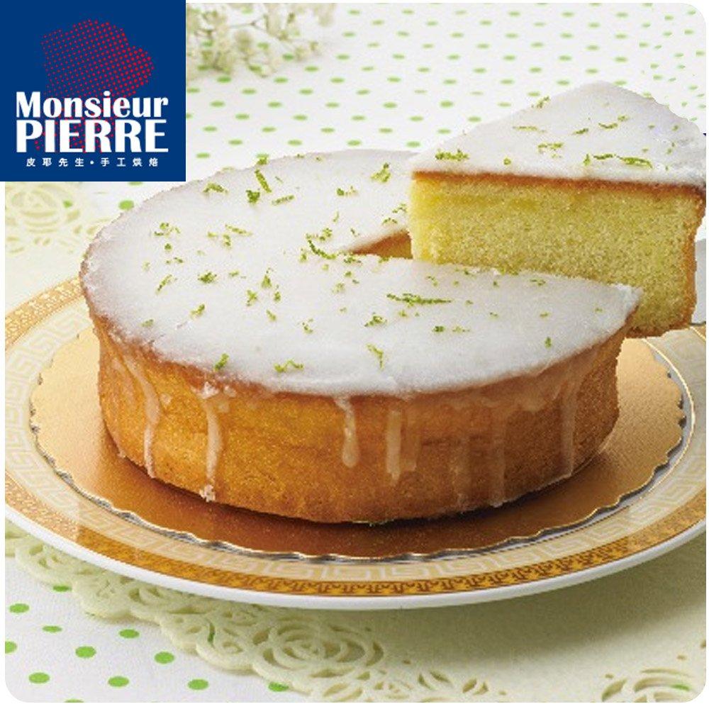 皮耶先生 鄉村檸檬蛋糕(450g/6吋/入)