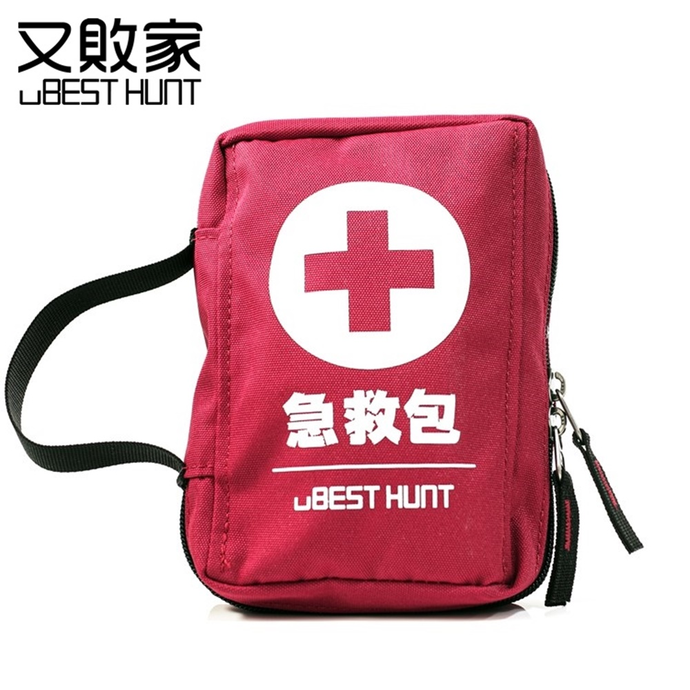 uBESTHUNT戶外急救包野外醫藥包aidkit01(可手提腰掛)旅行旅遊急難救助包