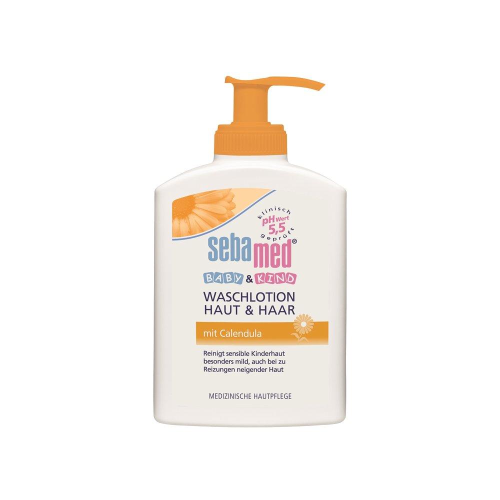 Sebamed 施巴 嬰兒洗髮沐浴兩用洗露 200ml(金盞花配方)