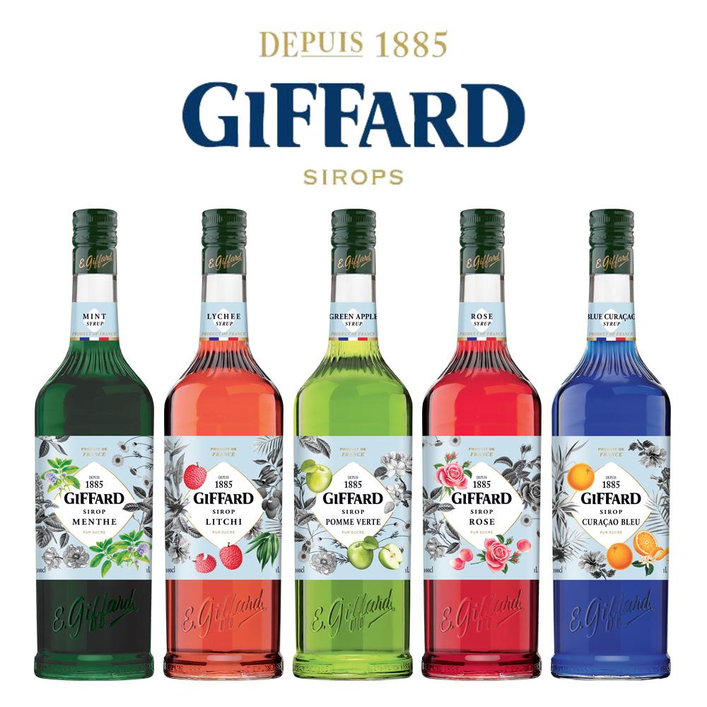 法國GIFFARD吉法 糖漿(1L)