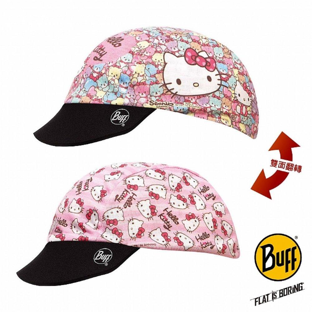 BUFF 迷你熊KITTY 寶寶雙面遮陽帽