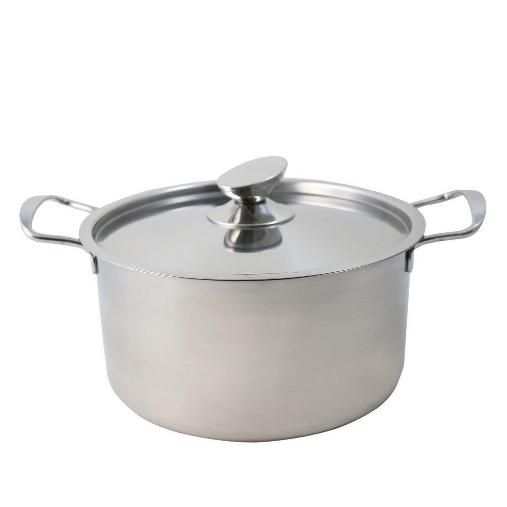 【鵝頭牌】原味料理湯鍋26cm CI-2628