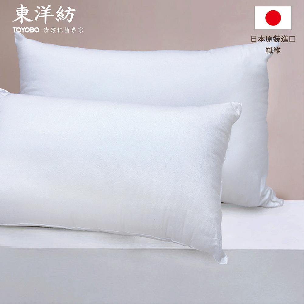 【Indian】東洋紡抗菌纖維枕(2顆)