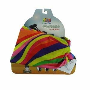 kusotop多功能魔術頭巾 設計師系列 HW806