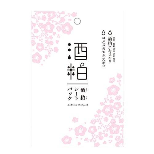 (PSTYLE) 京都都鶴酒造酒粕面膜 (3枚組)