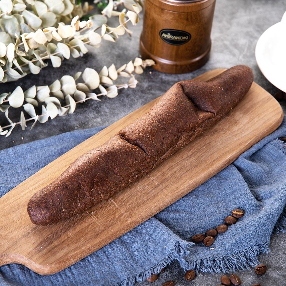 i3微澱粉-軟式法國巧克力長麵包1條(118g/條)