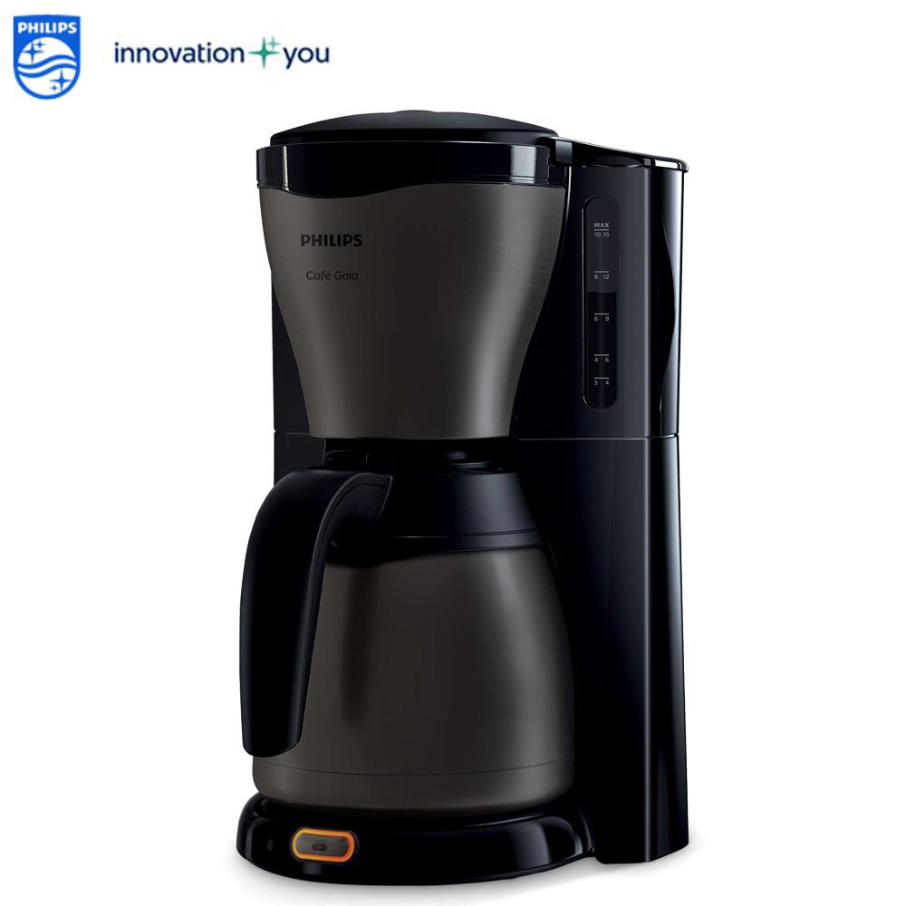 荷蘭-PHILIPS 飛利浦Gaia滴漏式咖啡機 HD7547