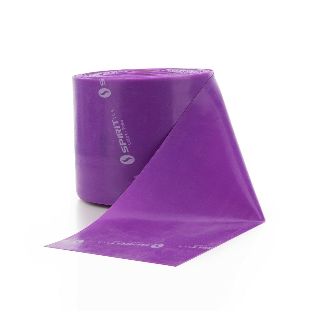 多功能彈力帶25碼-SPIRIT TCR-重-紫