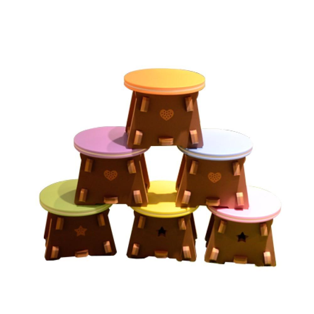 two boo 二寶地墊 甜蜜童話系列-馬卡龍椅/兒童椅