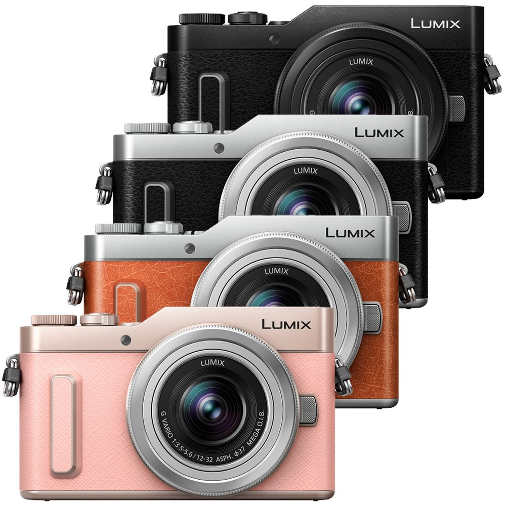 【原包書】Panasonic LUMIX DC-GF10K / GF10 12-32mm (公司貨).