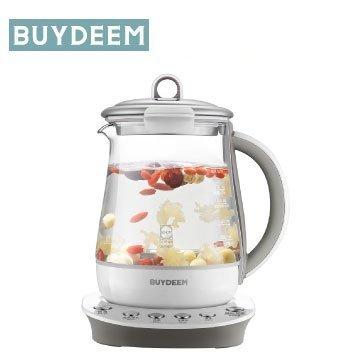 限量送北鼎隔熱座  BUYDEEM 北鼎 多功能烹煮壺 1.5L-美顏壺 K2561 快煮壺 電茶壺