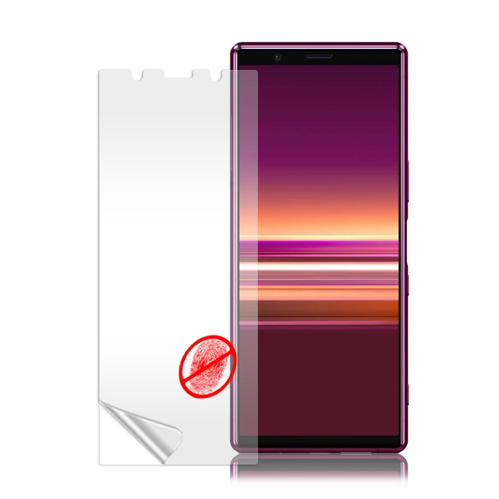Monia Sony Xperia 5 防眩光霧面耐磨保護貼 保護膜 (非滿版)