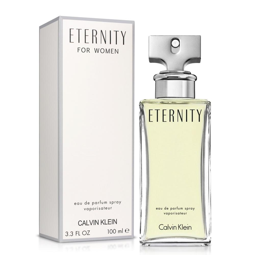 Calvin Klein 凱文克萊 永恆女性淡香精(100ml)