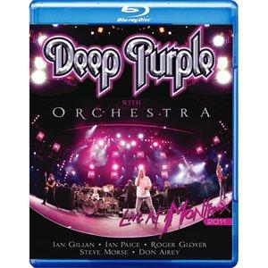 深紫色樂團與交響樂團/蒙特勒Live 2011 BD  Deep Purple with Orchestra: Live At Montreux 2011