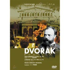 【麗音影音】米沙麥斯基在德弗札克藝術節 DVD