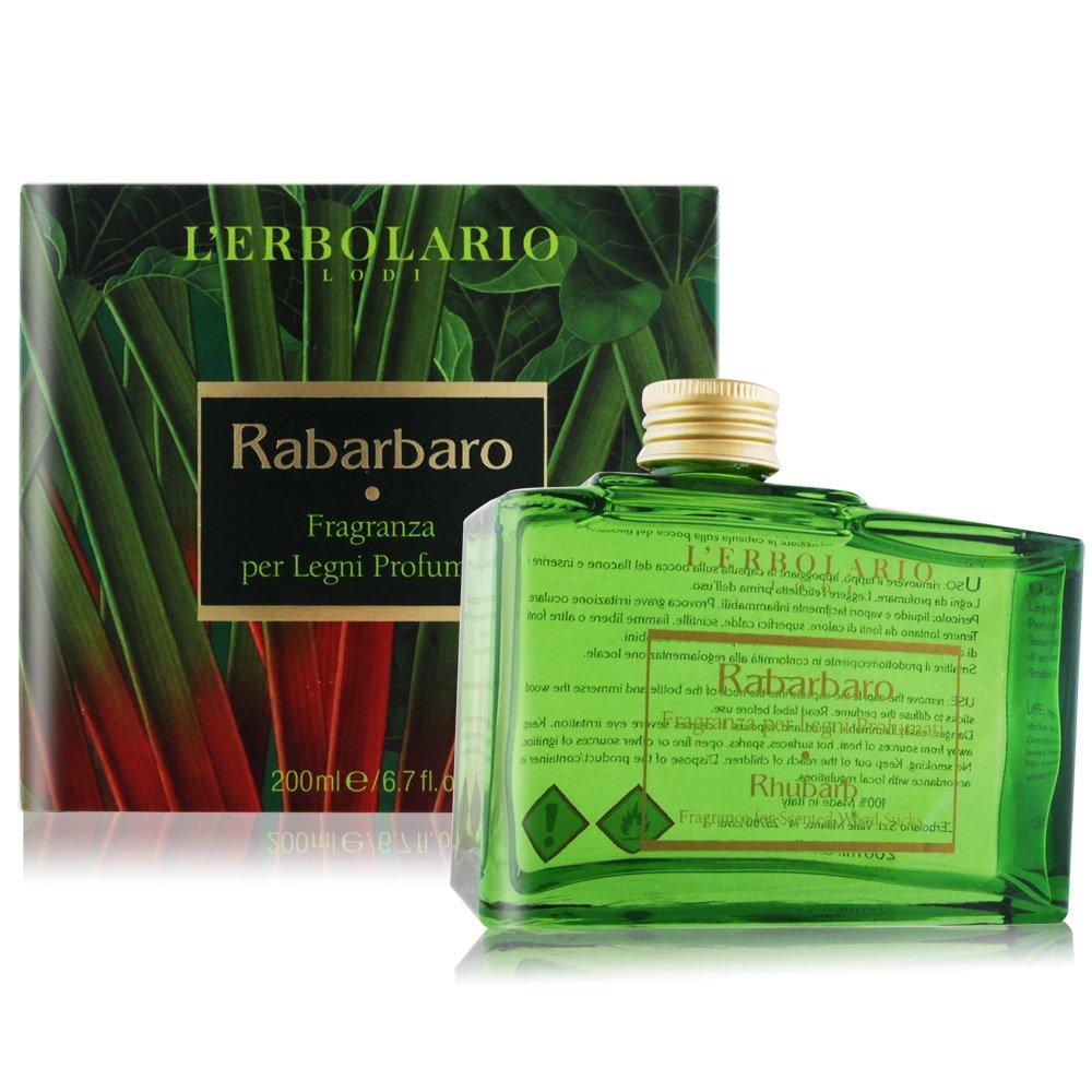 L'ERBOLARIO 蕾莉歐 沁綠清甜擴香瓶(200ml)-百貨公司貨