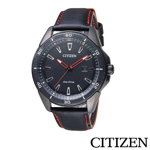 【CITIZEN星辰】時光浩瀚光動能腕錶(AW1585-04E)