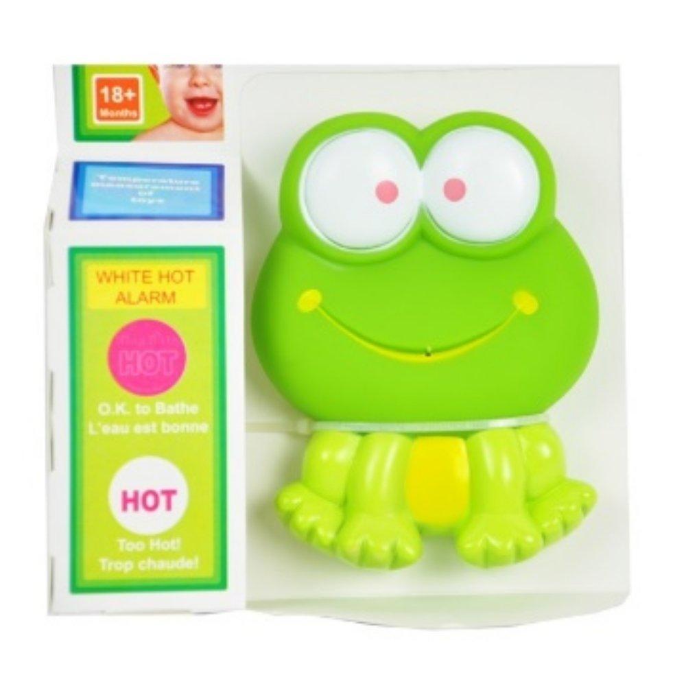 KING JIALE 可愛感溫噴水動物-青蛙