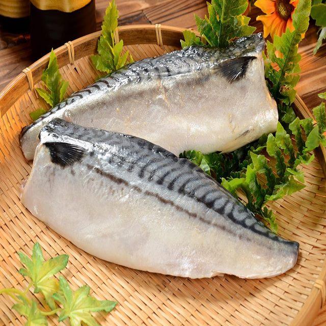 【華得水產】挪威鯖魚片10片組(170-200g/片)