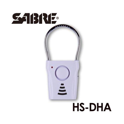 美國SABRE沙豹 門把震動感應蜂鳴警報器(HS-DHA)