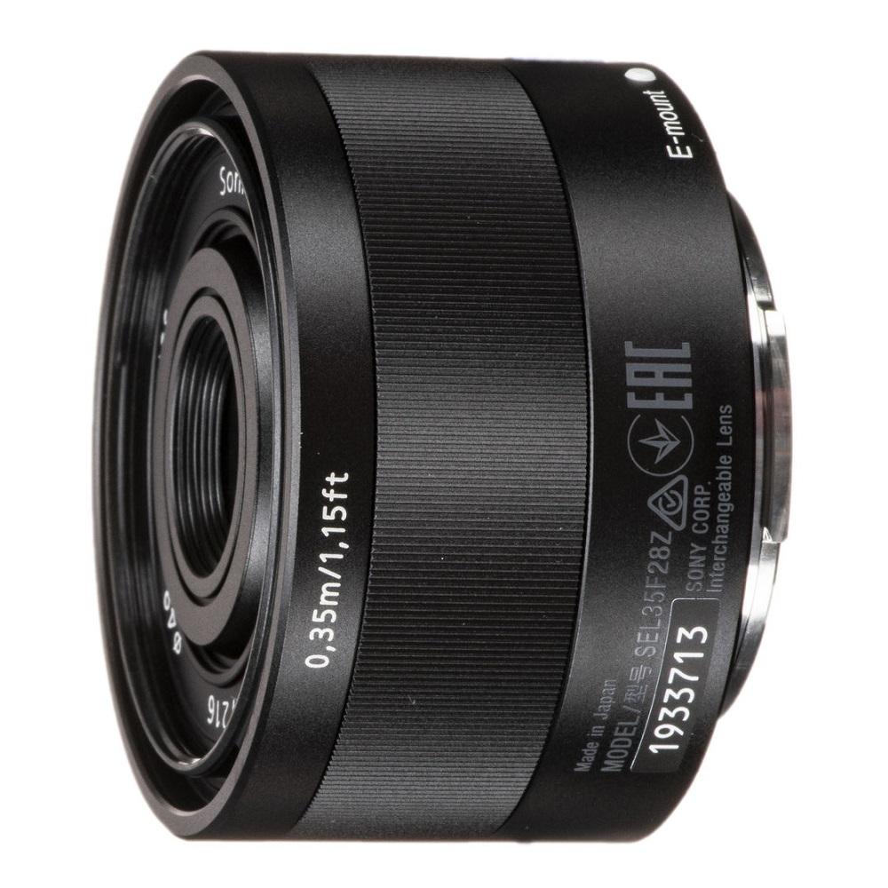 SONY SEL35F28Z FE35mmF2.8 ZA E接環專屬定焦鏡頭 (公司貨)