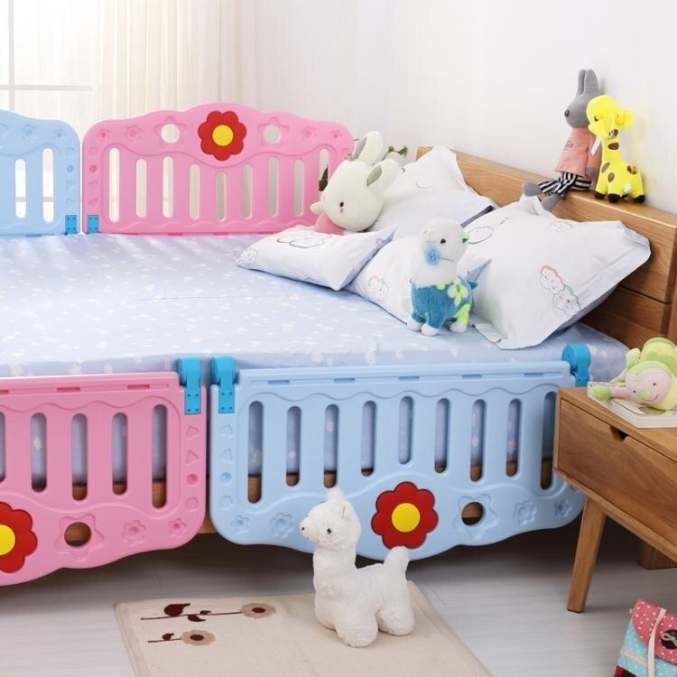 嬰兒童床圍護欄寶寶床邊圍欄防摔欄桿通用小孩防掉擋板幼兒防護欄 現貨快出