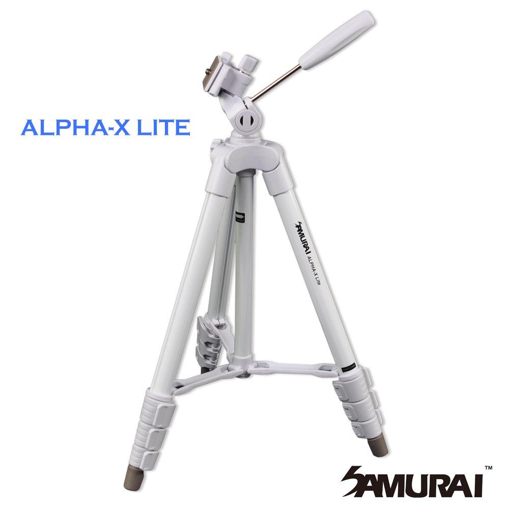 SAMURAI Alpha-X Lite 超輕量握把式腳架