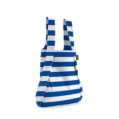 德國 Notabag 三用後背包/購物袋/手提袋/肩背袋 - 聖托里尼