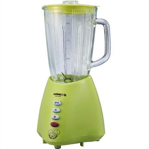 【送吹風機】日象1.8L沁捷碎冰果汁機(玻璃杯) ZOB-9520