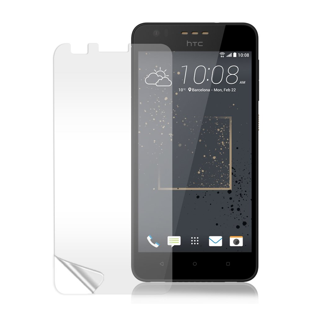 Monia HTC Desire 825 高透光亮面耐磨保護貼 保護膜